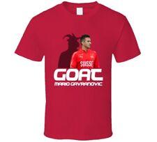 Mario Gavranovic Goat Greatest Of All Time Switzerland Soccer T Shirt