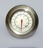 Pizza Oven Temperature Gauge - BBQ, Wood fired Pizza Oven, Thermometer.