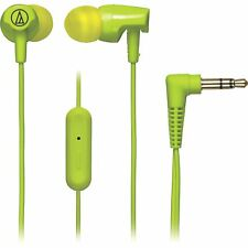 Audio-technica Sonicfuel In-ear Headphones With In-line Mic & Control - Stereo -