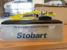 Oxford 76KOM002 00 Bagger Stobart Rail