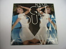 KYLIE MINOGUE - GET OUTTA MY WAY - CD SINGLE CARDSLEEVE NEW SEALED 2010
