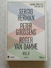 Sergio Herman, Peter Goossens & Roger Van Damme Deel 2....2011..GASTRONOMY