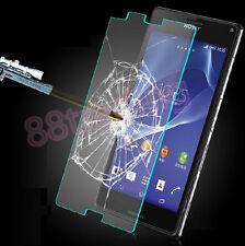 Avant + arrière verre trempé protecteur d'écran pour Sony Xperia Z3 Compact