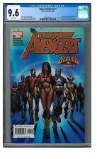 New Avengers #7 (2005) Key 1st Illuminati CGC 9.6 LK984
