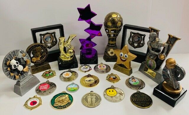 Trophies And Medals Ltd