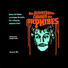 Das Schreckens-Cabinett des Dr. Phibes ORIGINAL Kino-Dia / Film-Dia / V. Price