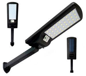 Faro lampione stradale solare fotovoltaico sensore di movimento 120W T-9329