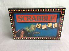 Scrabble Dice Spears Games New & Sealed