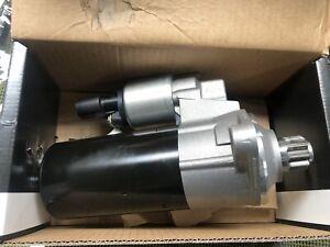 Bosch Starter Motor 0 001 121 026 fits Audi TT 1.8  Mk1 8n