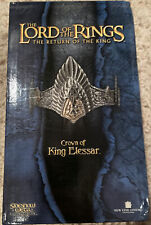 Sideshow Weta The Lord Of The Rings The Crown Of King Elessar 2005