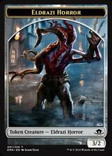 x4 Eldrazi Horror Token MTG Eldritch Moon M/NM, English