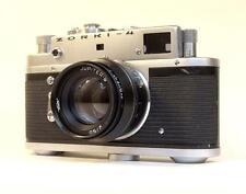 Photo. Close-up of Zorki-4K Camera