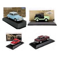 IXO Altaya 1:43 Scale DKW Vemag Belcar Diecast Models Toys Car High Quality