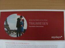 Mydays Gutschein    Elbphilharmonie