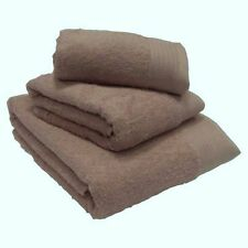 Rapport Taupe Chatsworth 600 GSM Egyptian Cotton Towels Clearance BARGAIN Face Cloth 30x30cm
