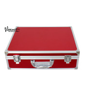 Vincent Master Clipper Tool Case Small RED VT10143-RD