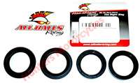 Honda NC750 X Front Fork Oil Seals & Dust Seals Kit By AllBalls Racing