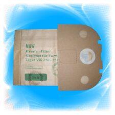 Vacuum Cleaner Bags Filters for Vorwerk Tiger 250 - 251 - 252 (6031)