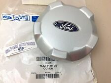 "2001-2004 Ford Escape 7"" x 16"" Alloy Wheel Silver Sparkle Center Hub Cap new OEM"