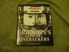FANTASTIC HC Book, The Gridiron's Greatest Linebackers, MUST HAVE FOR ANY FAN!!