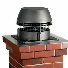 RS16 CHIMNEY FAN Enervex/ Exhausto DRAFT FAN for Fireplaces Stoves or Pizza Oven