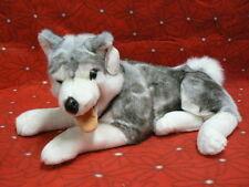 Husky  Plüschhund