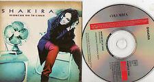 SHAKIRA - Moscas En La Casa, CD SG PROM SPAIN RARE 1999