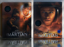 THE MARTIAN (2D+3D) [Blu-Ray], (STEELBOOK), Fullslip & Leticular [2 SET's] BOX~