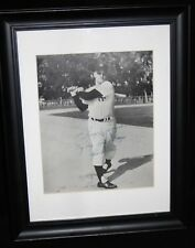 ROGER MARIS MATTED AND FRAMED AUTOGRAPHED INSCRIBED PHOTO JSA CERTIFIED