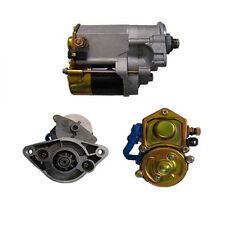 Si adatta TOYOTA HI-ACE 2.2 (AG) motore di avviamento 1982-1989 - 17667UK