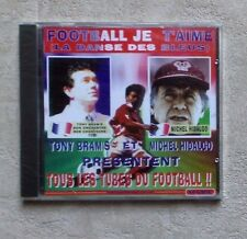 "CD AUDIO MUSIC/ VARIOUS ""FOOTBALL JE T'AIME PAR TONY BRAM'S"" CD COMPILATION NEUF"