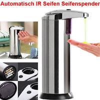 Automatisch IR Seifen Seifenspender Infrarot Desinfektionsmittelspender 280ML