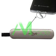 Sportellino Tappo USB S5 Cover Protezione Per Samsung GOLD ORO Galaxy S5 G900