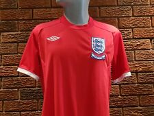 "Vintage England football shirt 2010. Size 40"". South Africa World Cup."