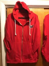 WASHINGTON CAPITALS HOCKEY ~ Adult 2XL ~ NEW ~ NHL.COM Zip Front Hoodie