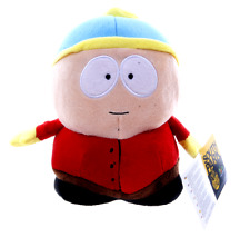 "NEW OFFICIAL 10"" SOUTH PARK PLUSH SOFT TOYS CARTMAN SOFT TOY"