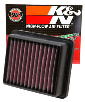 KT-1211 K&N Replacement Air Filter KTM 125 DUKE 125; 2011 (KN Powersports Air Fi