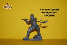 Mokarex - STORME - Feodal - Soldat de Coninck - 54 mm - Figurine Diorama