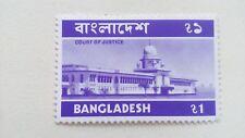 BANGLADESH - MNH - 1973 - Local Motives 1 T - Bluish Violet - 1 v