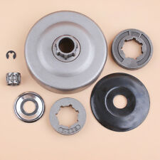 Clutch Drum Rim Sprocket Kit For Stihl 024 026 MS240 MS260 MS261 Chainsaw 17mm