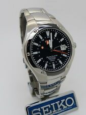 Rare Seiko Sportura Perpetual Calendar GMT 8F56-0090 Ref: SLT047P1 New Old Stock