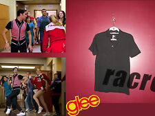 "Glee: Blaine Anderson Black Polo on 500th song! 4x15 ""Shout"". Darren Criss. CoA"