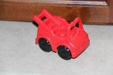Little People Red Fire Truck