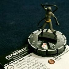 CATWOMAN  013  Common - Batman Animated Series DC Heroclix #13