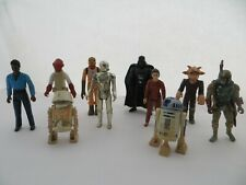 Star Wars Vintage Kenner Collectable Figures