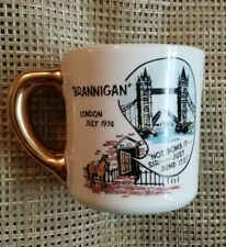 John Wayne Movie Mug Brannigan for Cast & Crew  1974 Ketchum Originals RARE !