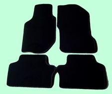 Passform-Velours-Fußmatten für Volvo 940/960 Baujahr 1990-1994 in schwarz