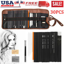 Sketching Set Kit Drawing Art Pencils Supplies for Kids Teens Adults Profession