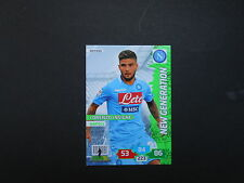 ADRENALYN CARDS 2013/14 - NAPOLI - INSIGNE