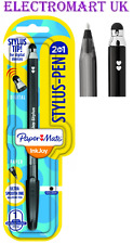 PAPER Mate 2 in 1 Penna Gel e dispositivo Touch Screen Penna Stilo Inchiostro Nero
